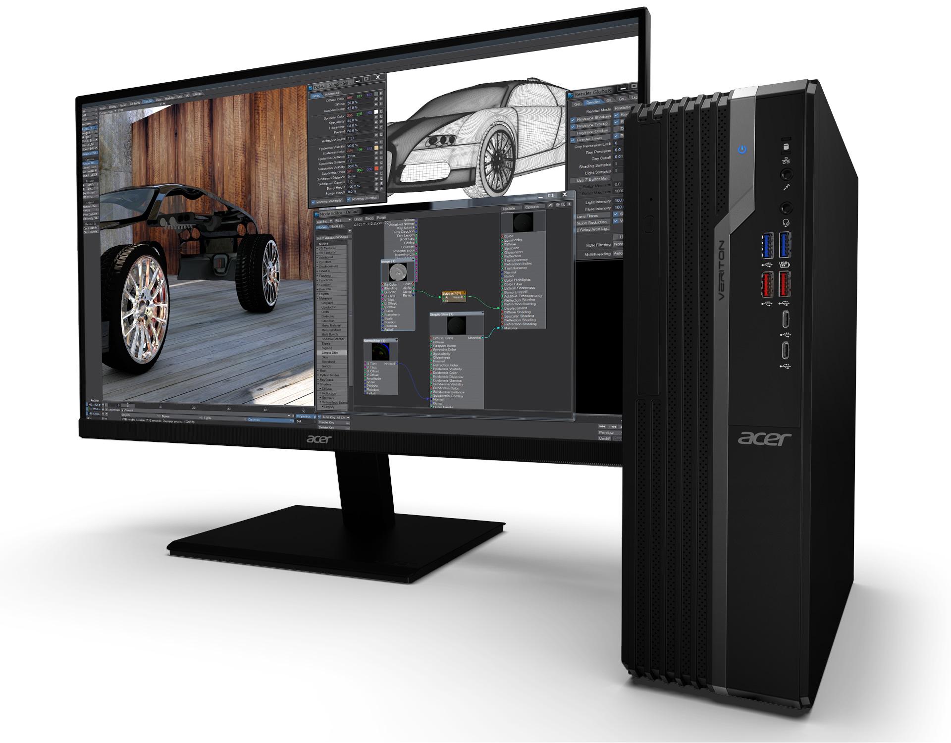 Veriton X ksp- overview design - Large