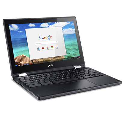 Acer Chromebook R 11 C738T black photogallery 01