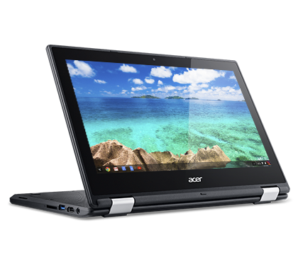 Acer Chromebook R 11 C738T black photogallery 03