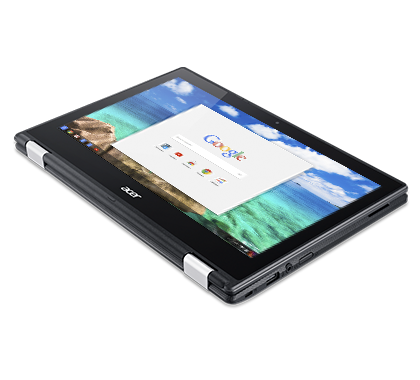 Acer Chromebook R 11 C738T black photogallery 04