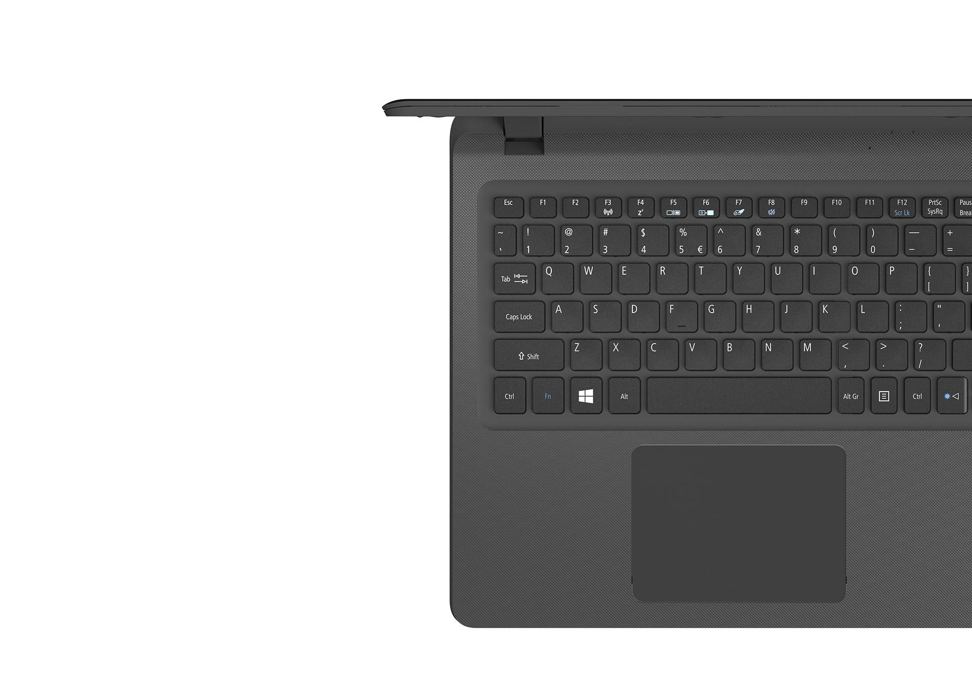 Extensa 15 - design Precision Touchpad ksp - Large