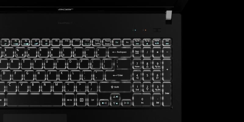 how to change keyboard backlight color acer