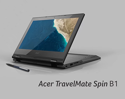 Acer TravelMate Spin B1 videothumb