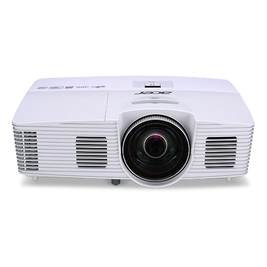 Acer S1283E Projector - 3100 Lumens - XGA - 0.6 Lens - Short Throw Projector