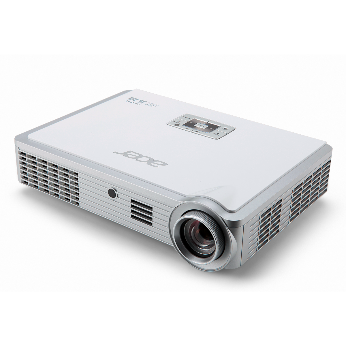 Portable led projectors ideas in your pocket acer for Portable pocket projector