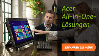 Acer All-in-One-Lösungen