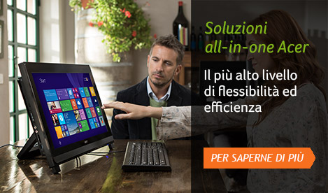Soluzioni all-in-one Acer