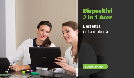 Dispositivi Acer 2-in-1