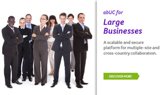abUC for Large Businesses