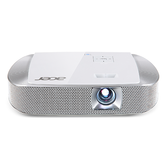 New acer k137 palm sized home theater for Palm projector