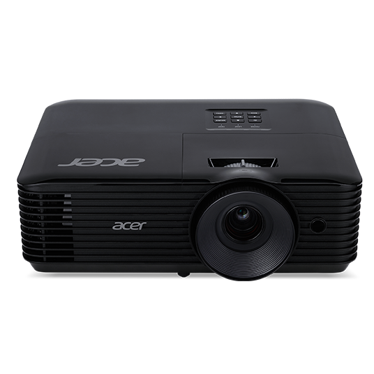 Acer X128H Projector - Portable - 3600 ANSI lumens - XGA (1024 x 768) - 4:3