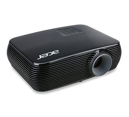 Acer P1186 Projector - SVGA - 3400 Lumens