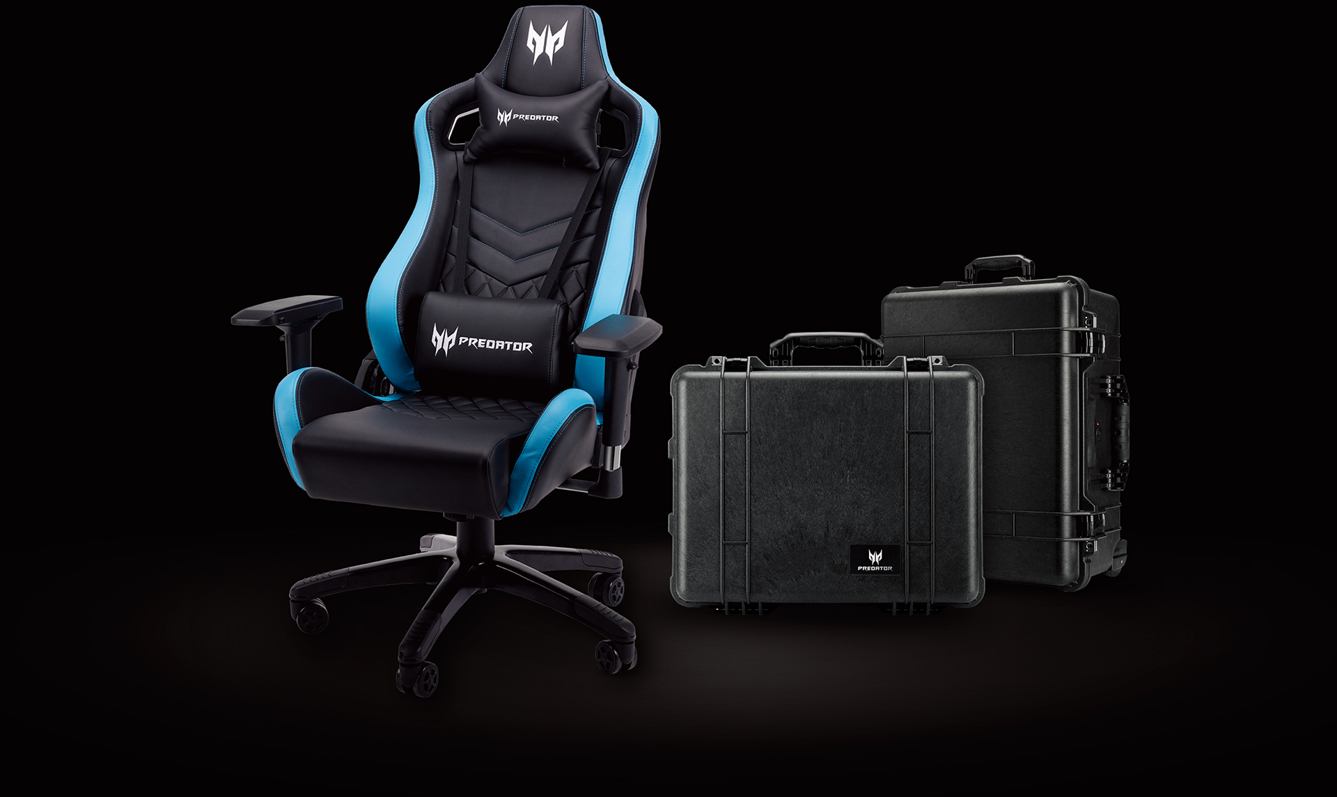 Predator Gaming Chair Amp Hard Case New Products Acer