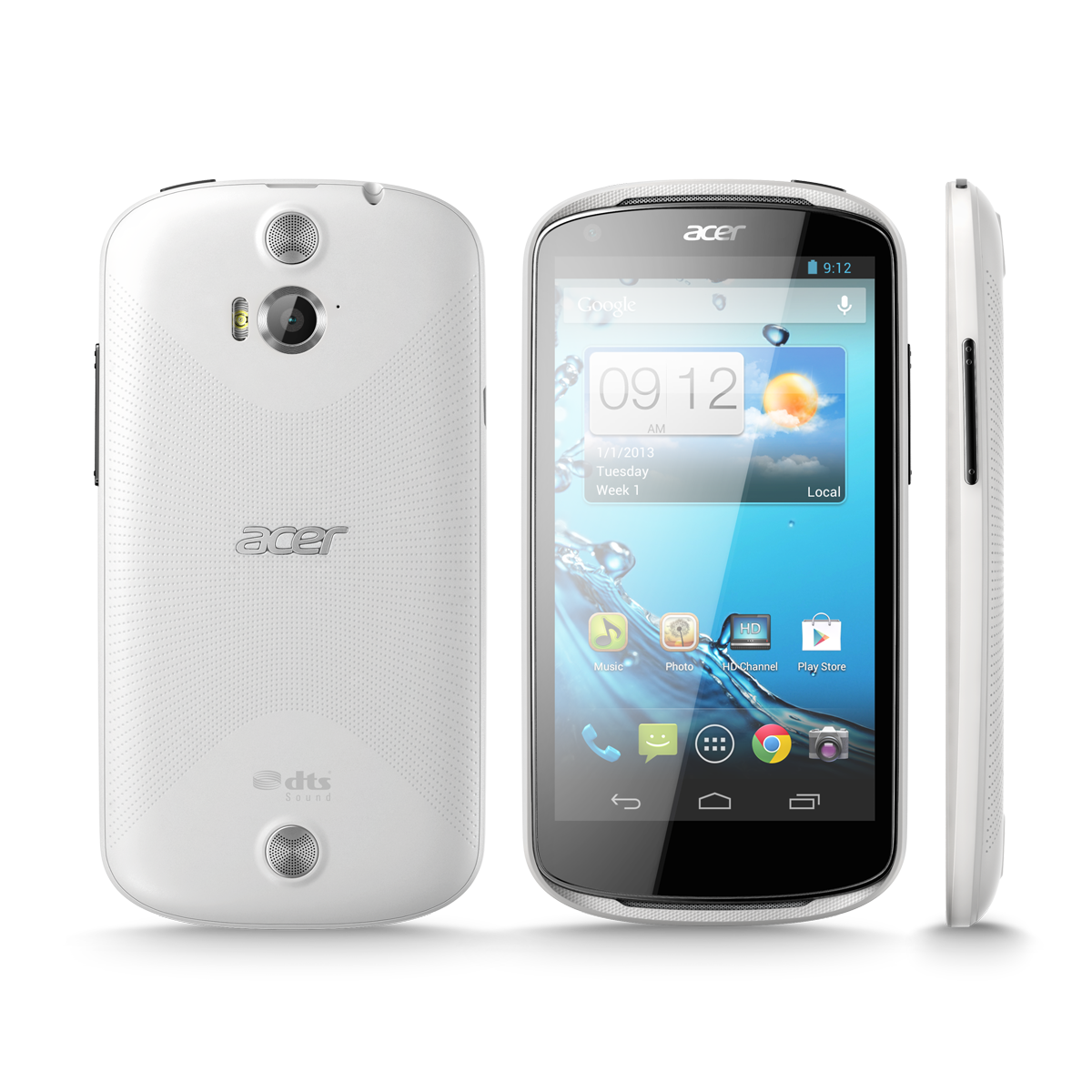 acer liquid e1 duo smartphone 4 5 qhd ips display wei. Black Bedroom Furniture Sets. Home Design Ideas