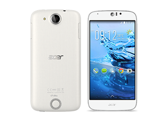Acer smartphone Liquid Jade Z White preview