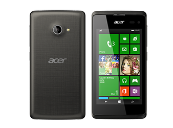 Acer smartphone Liquid M220 Black preview