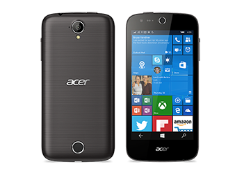 Acer smartphone Liquid M330 M330 DUO Black preview