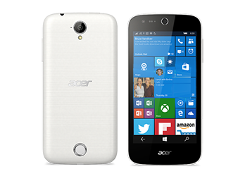 Acer smartphone Liquid M330 M330 DUO White preview