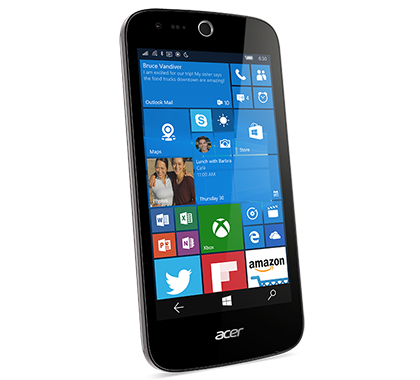 Acer smartphone Liquid M330 M330 DUO Black photogallery 01
