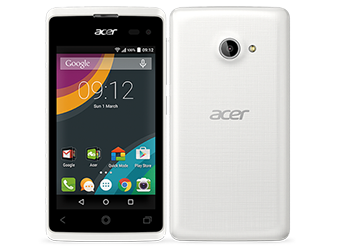 Acer smartphone Liquid Z220 Z100 white preview