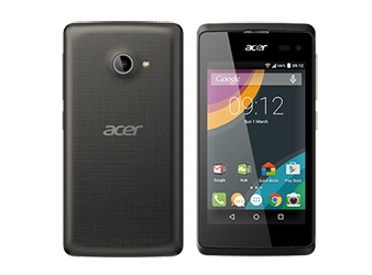 Acer smartphone Liquid Z220 Z100 Black preview