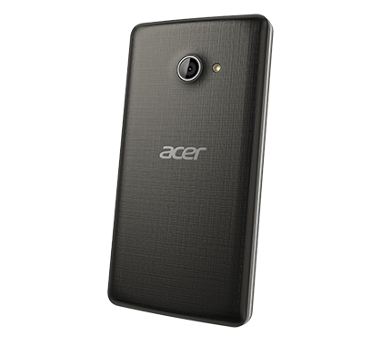 Acer smartphone Liquid Z220 Z100 Black photogallery 05