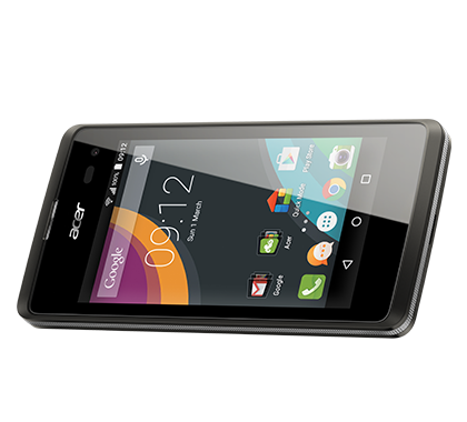 Acer smartphone Liquid Z220 Z100 Black photogallery 06