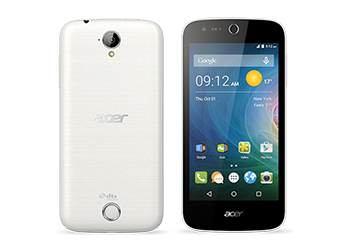 Acer smartphone Liquid Z320 Z330 white preview
