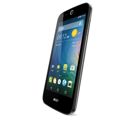 Acer smartphone Liquid Z320 Z330 Black photogallery 02
