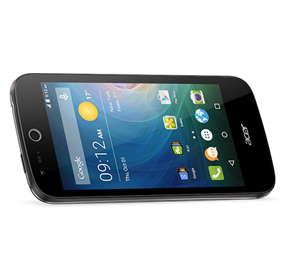 Acer smartphone Liquid Z320 Z330 Black photogallery 03
