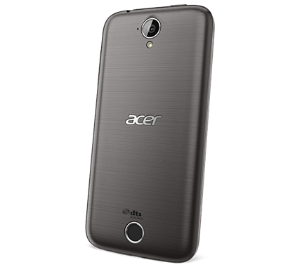 Acer smartphone Liquid Z320 Z330 Black photogallery 05