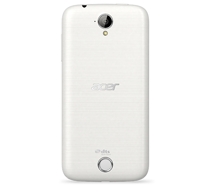 Acer smartphone Liquid Z320 Z330 white photogallery 04