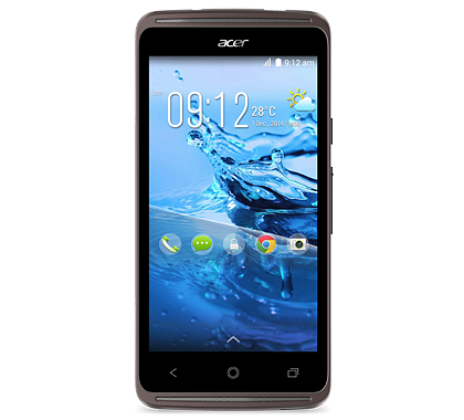 Acer smartphone Liquid Z410 Black photogallery 01