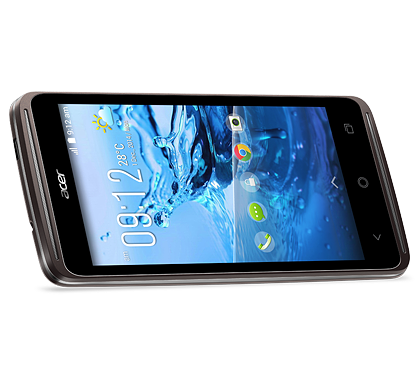 Acer smartphone Liquid Z410 Black photogallery 03