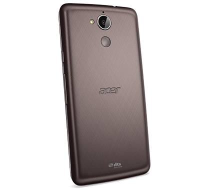 Acer smartphone Liquid Z410 Black photogallery 05