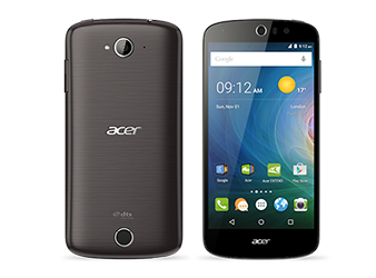 Acer smartphone Liquid Z530 Black preview