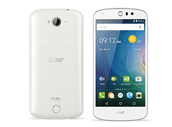 Acer smartphone Liquid Z530 white preview
