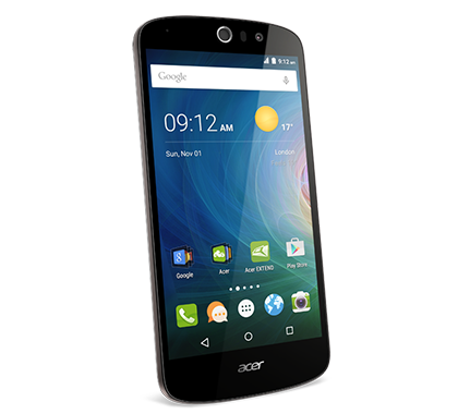 Acer smartphone Liquid Z530 Black photogallery 01