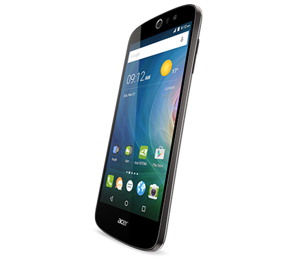 Acer smartphone Liquid Z530 Black photogallery 02