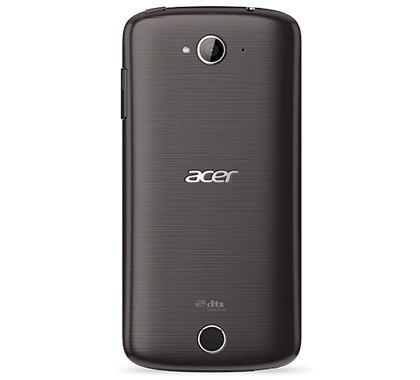 Acer smartphone Liquid Z530 Black photogallery 04