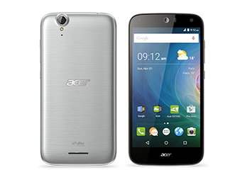 Acer smartphone Liquid Z630 Silver Preview