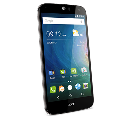 Acer smartphone Liquid Z630 Black photogallery 01