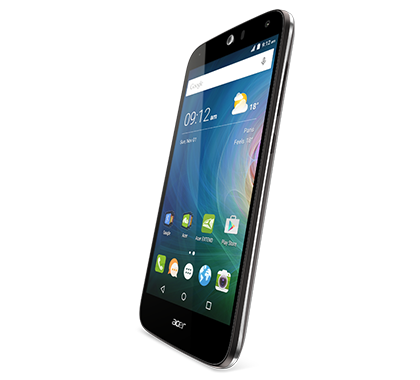 Acer smartphone Liquid Z630 Black photogallery 02