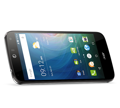 Acer smartphone Liquid Z630 Black photogallery 03