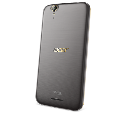 Acer smartphone Liquid Z630S Black gold photogallery 05