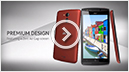 Liquid E700 Smartphone