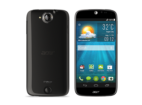 Liquid Jade S55 (Black)