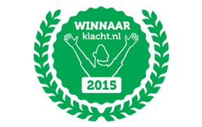 Award Klacht