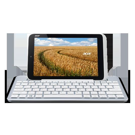 Trên tay Iconia W3-810: Các tính năng đặc biệt khác