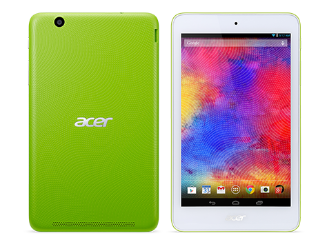 Acer Iconia One 7 B1 750 Green sku preview